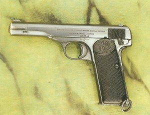 Modell 1910/22 Browning
