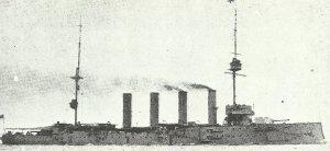 Panzerkreuzer Drake