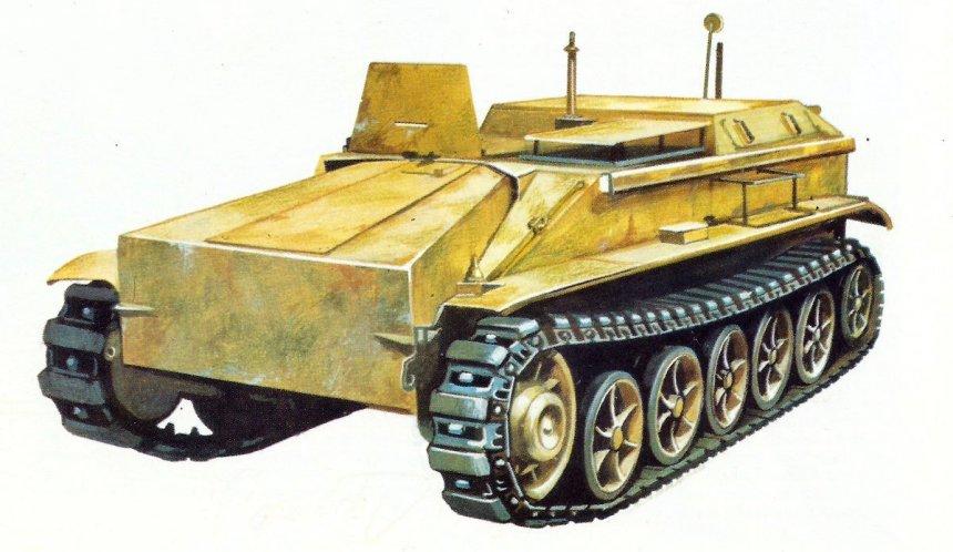 Funklenkpanzer B IV