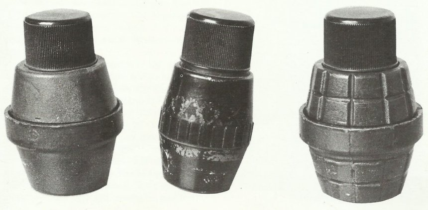 Handgranate No. 69