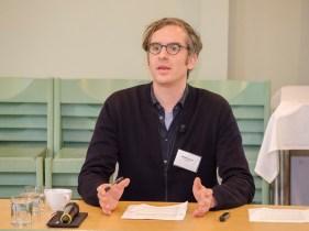 Mathias Rodatz, Frankfurt a.M. zum Thema: Stadtbürgerschaft: Beispiele guter Praxis