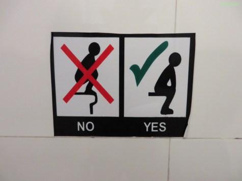 Sehr wichtige Anweisung! :-P