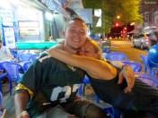 Travis und Megan aus den USA