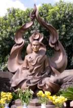 Thich Quang Duc Denkmal
