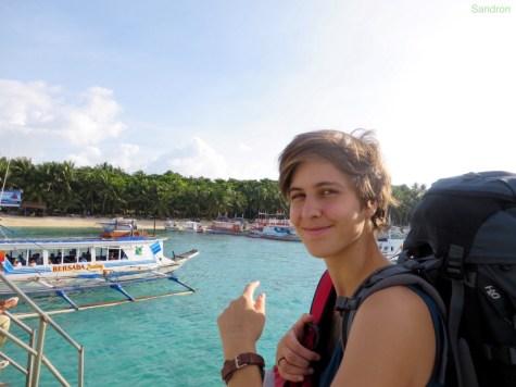 Auf Boracay angekommen