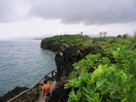 Inselhopping und dieses Grün