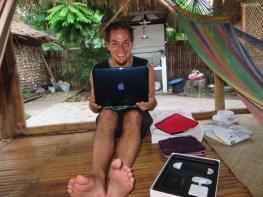 MacBook Pro (selbst geschenktes Weihnachtsgeschenk)