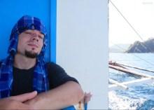 Auf der 7stündigen Bootstour von El Nido nach Coron. War das lang (weilig)!