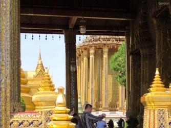 พระบรมมหาราชวัง / Bangkok / Thailand - 04.02.15