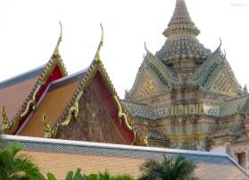 Tempel sind toll verziert