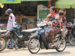 Krâchéh / Kratie / Kambodscha - 04.04.15