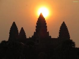 Das letzte Sonnenaufgangsbild
