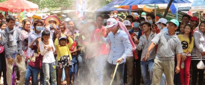 Happy Khmer New Year!!