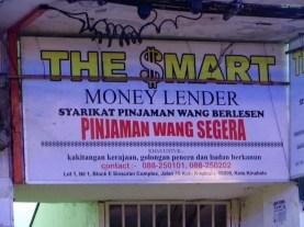 Wer braucht schon Banken, wenn es Geldleiher gibt?!
