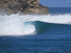 Hier sind die Wellen nichts für Anfänger*innen