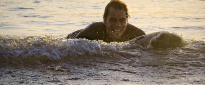 Surfmania in Pacitan