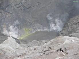 Der Krater von Bromo