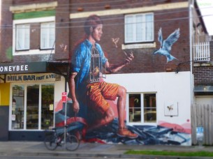 Sydney Streetart