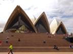 Sydney Oper am Tag der offenen Tür