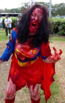 Superwoman Zombie