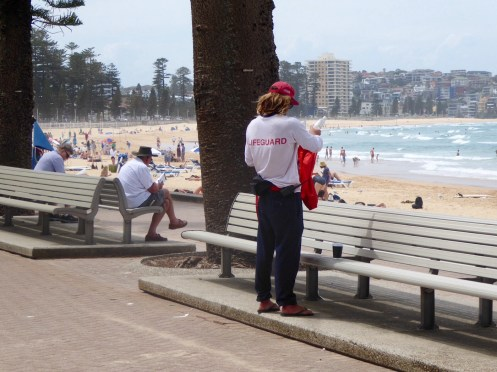 chilligster Lifeguard ever