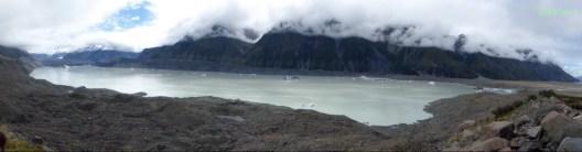 Tasman Gletschersee