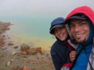 An dem Emerald Lakes
