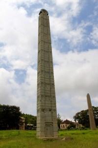 Stelen von Axum: Inspiration für Isengard?