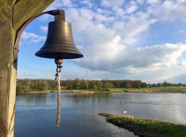 Glocke in Brambach an der Elbe