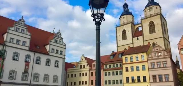 Elbe-Radtour 4: Störche und die Lutherstadt Wittenberg