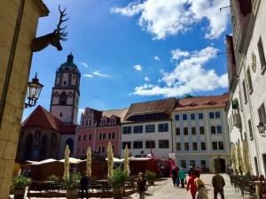 Meissen-Marktplatz