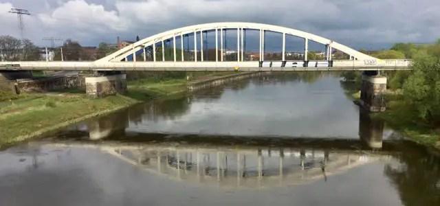 Elbe-Radtour 3: Regen, Radeln, Rinderbäckchen