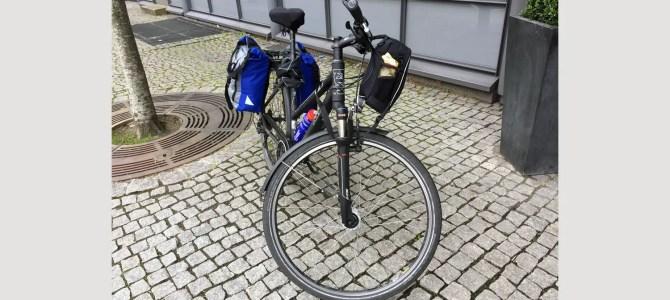 Packliste für 1 Woche Radtour