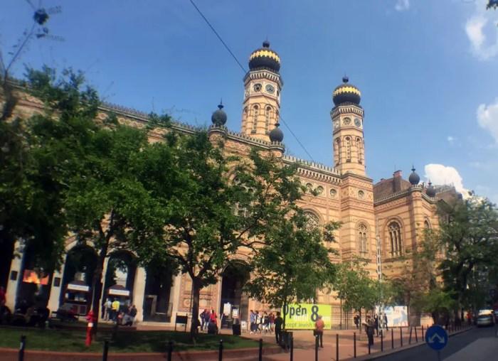 Grosse-Synagoge-Budapest