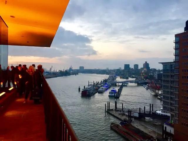 Hamburg-Elbphilharmonie-Hafen - 1
