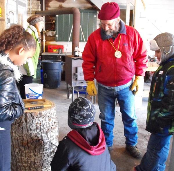 Flapjacks and Lumberjacks! @ Welty Environmental Center