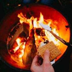 Campfire Snacks @ Welty Environmental Center
