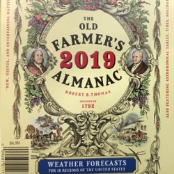 2019 Old Farmer's Almanac Social 1.8.2019 @ Welty Environmental Center