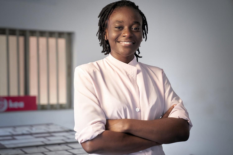 Vèna Arielle Ahouansou - Sub-Saharan Africa