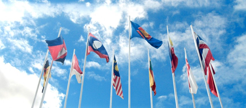 ASEAN Eyes the Indian Ocean