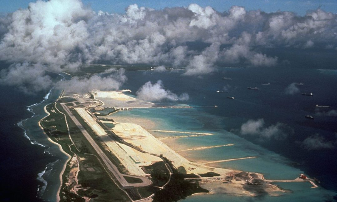Chagos 3DE – The US Navy is listening
