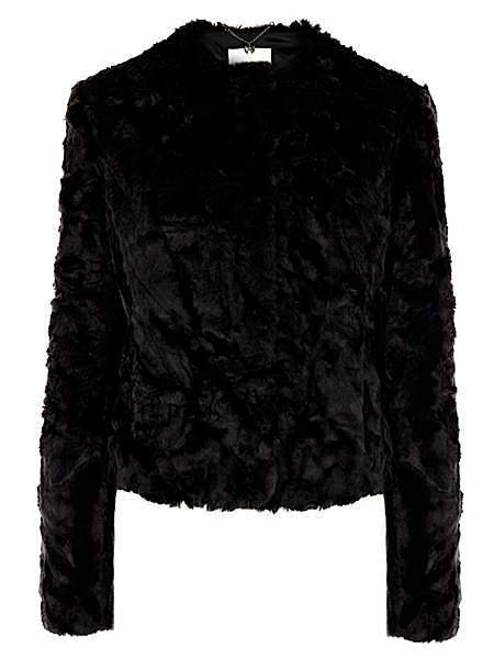 Coast Alfine Faux Fur Jacket