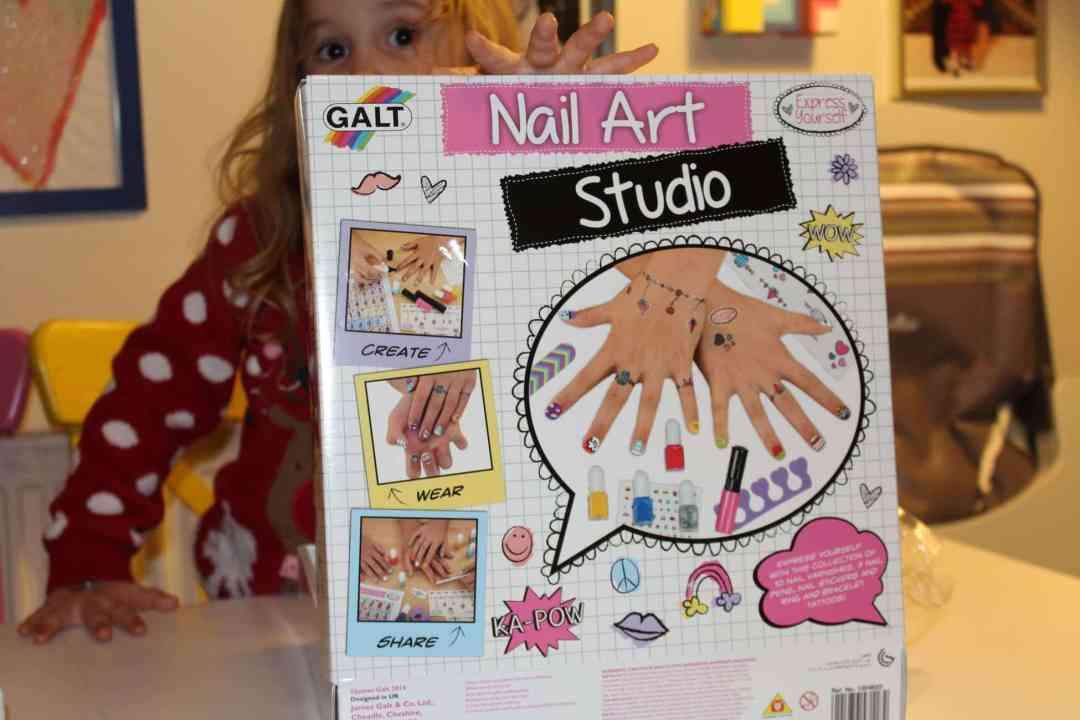 Galt Nail Art Studio Review We Made This Life