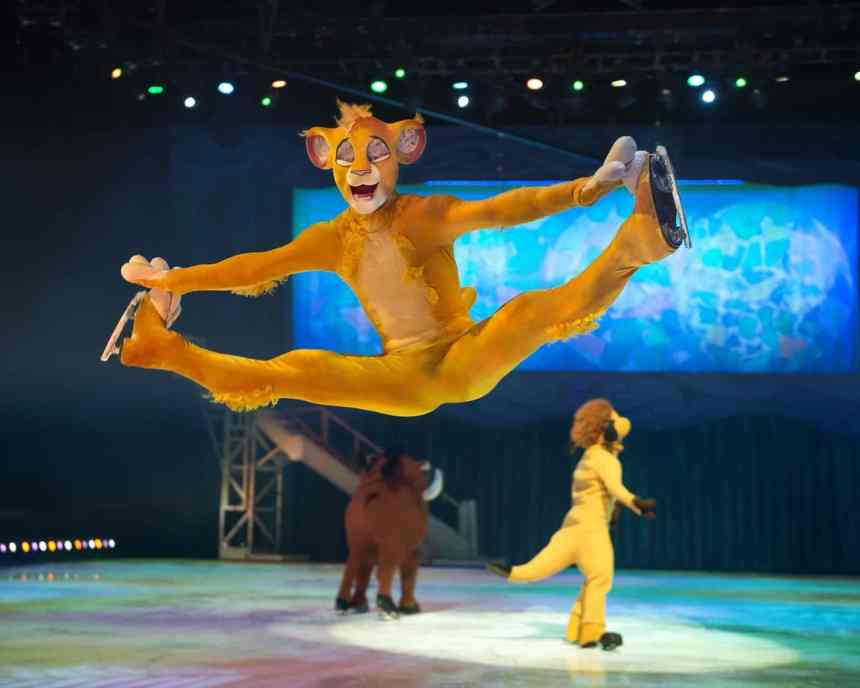 lion king disney on ice