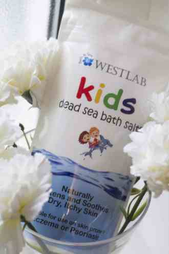 westlab kids bath salts