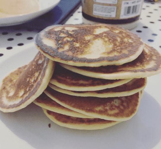 nutribullet pancakes