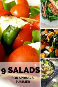 9 spring salads