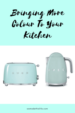 Bringing More Colour To Your Kitchen