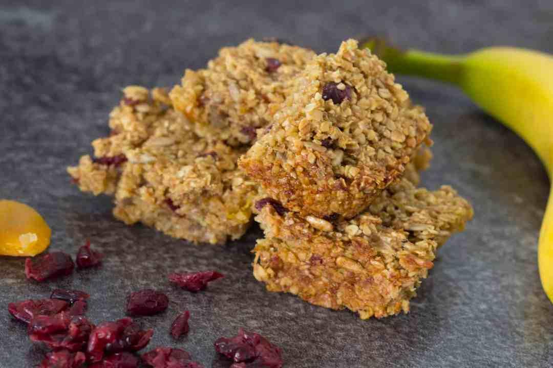 Fruity Vegan Flapjack Recipe