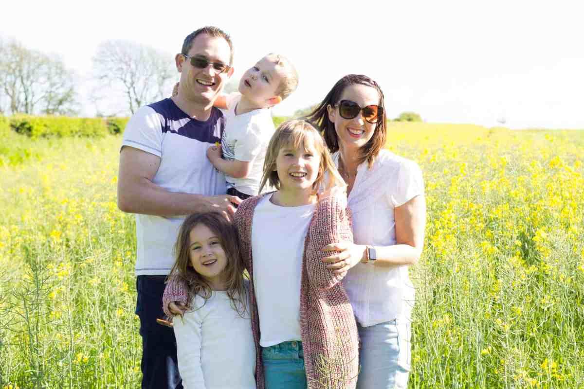 family photo may 2018
